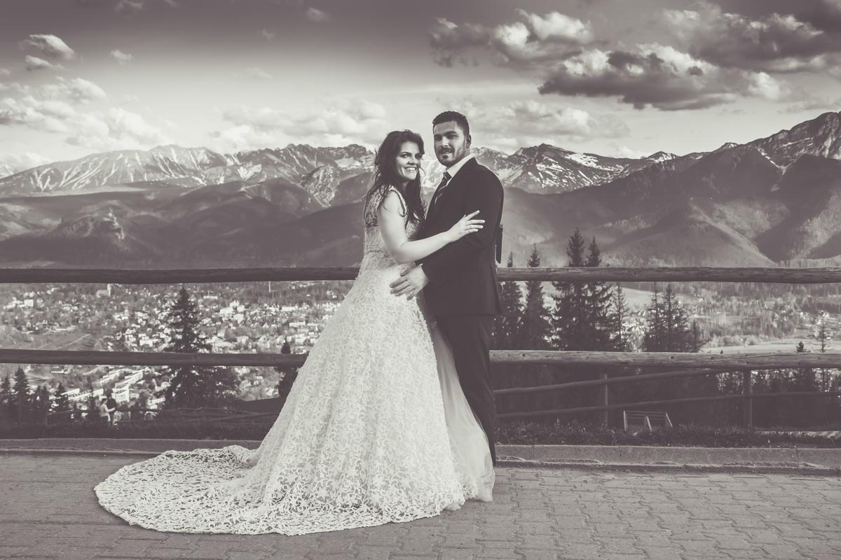 Marzena i Umut | Sesja plenerowa w górach