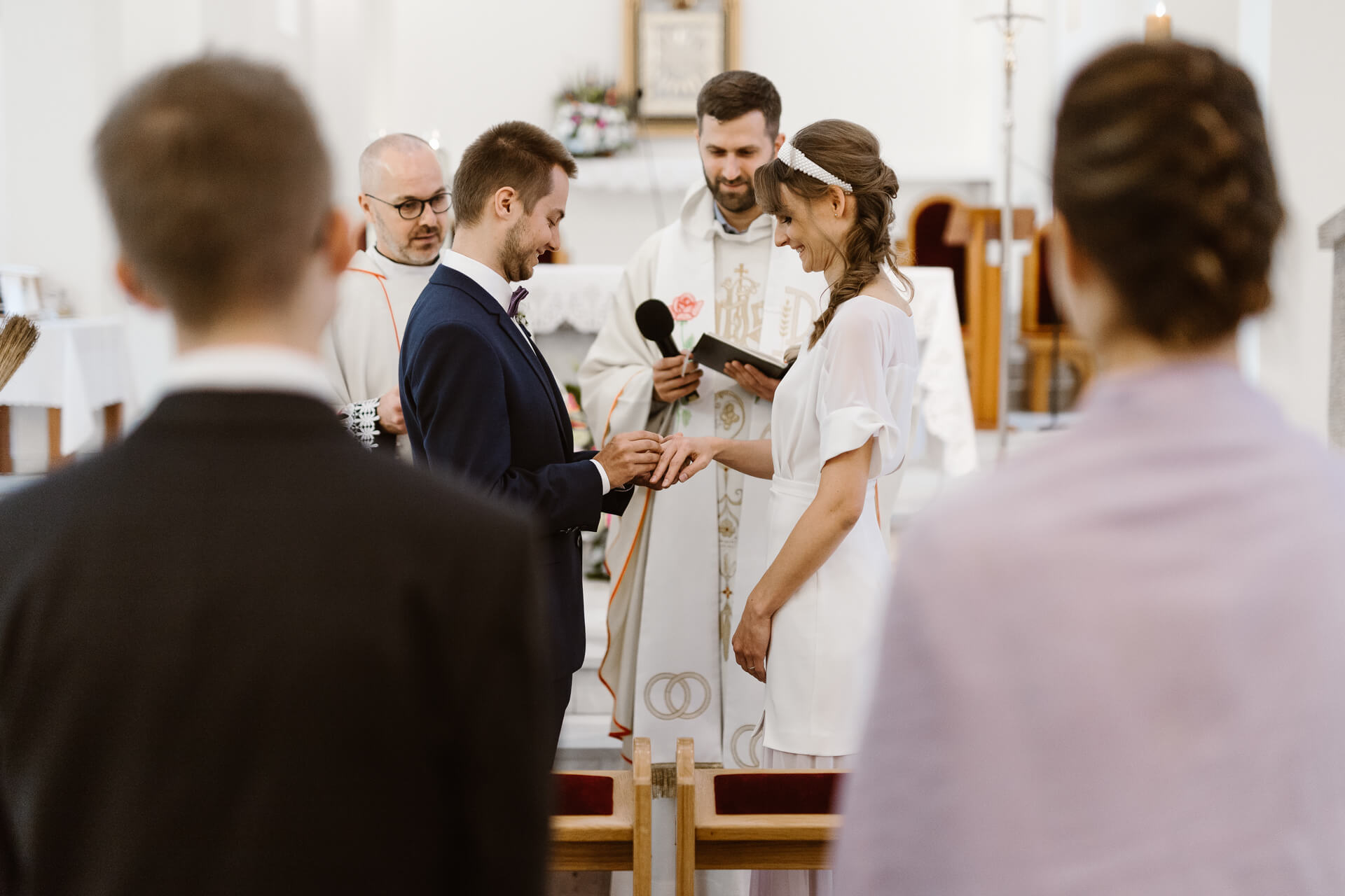 Dwa bażanty | Dominika i Tomek